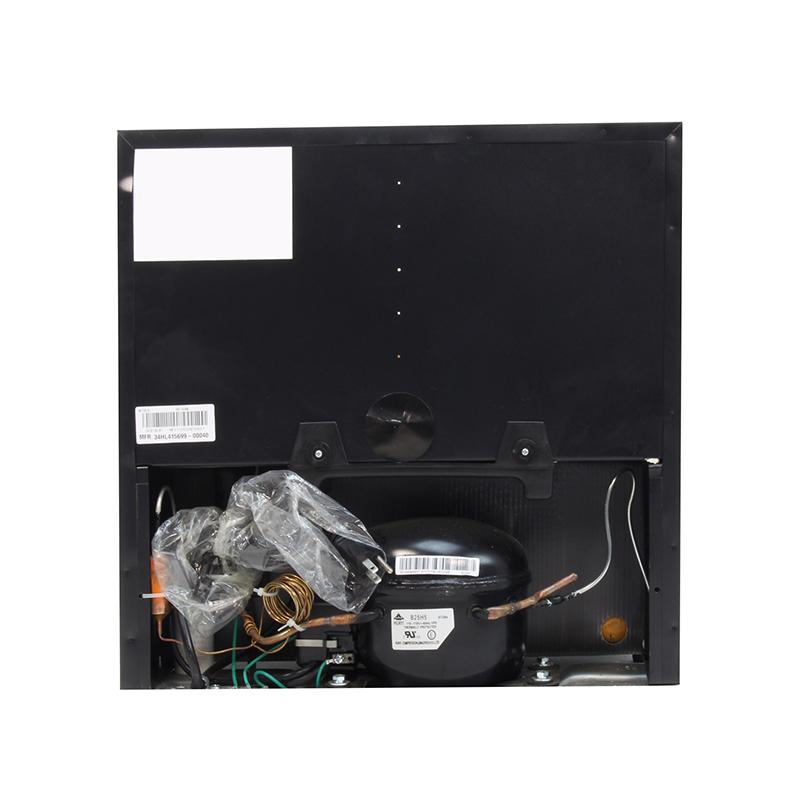 Equator WR 64 - 16 - Wine Refrigerator Black with SS trim, 16 bottles