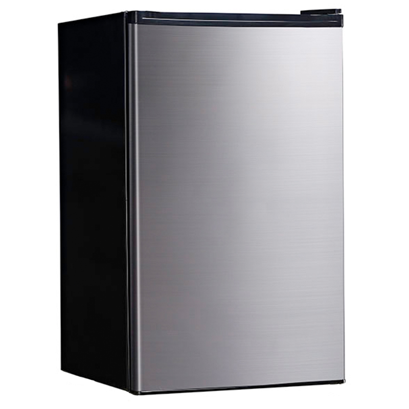 Equator-Midea REF 160 R-44SS - Defrost Refrigerator Stainless - Capacity 4.4 cu.ft