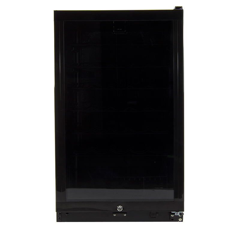 Equator WR 144 - 35 - Wine Refrigerator Black 35 bottles