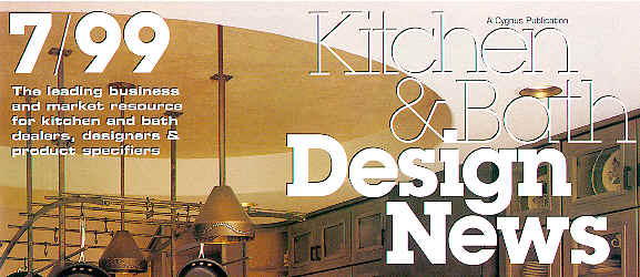 Kitchen & Bath Design News April 1999