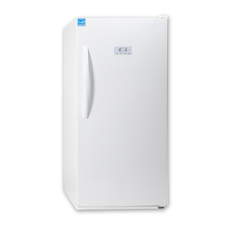 Equator-Midea FR 502-650 W - Upright Freezer White - Capacity 13.7 cu.ft