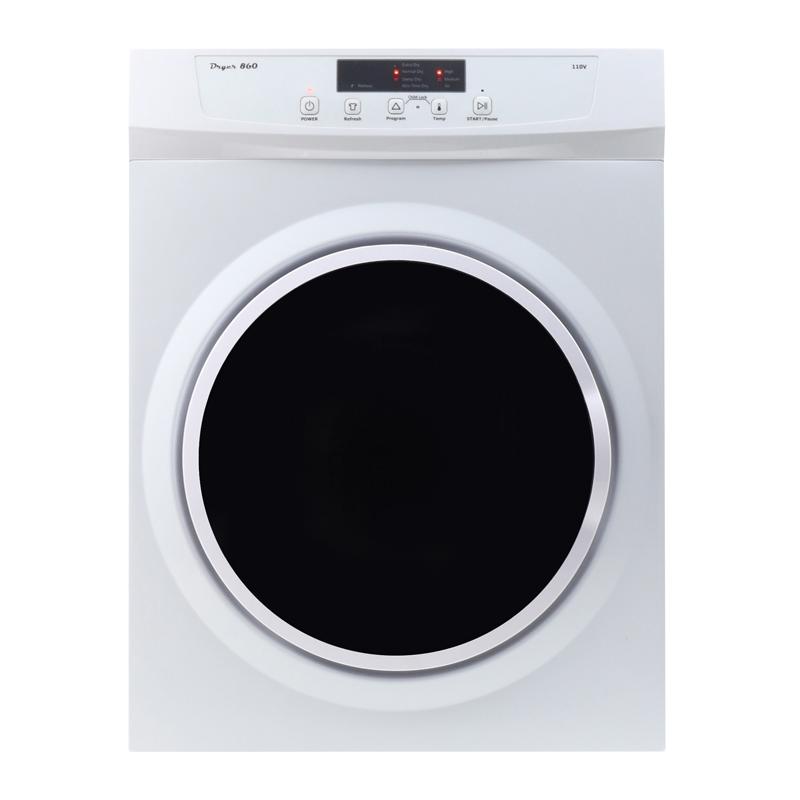 Compact Standard Dryer ED 860 V