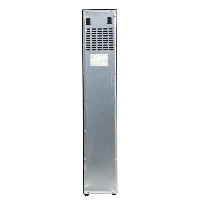 WR 007 - Slim Wine Refrigerator - 7 bottles - SS