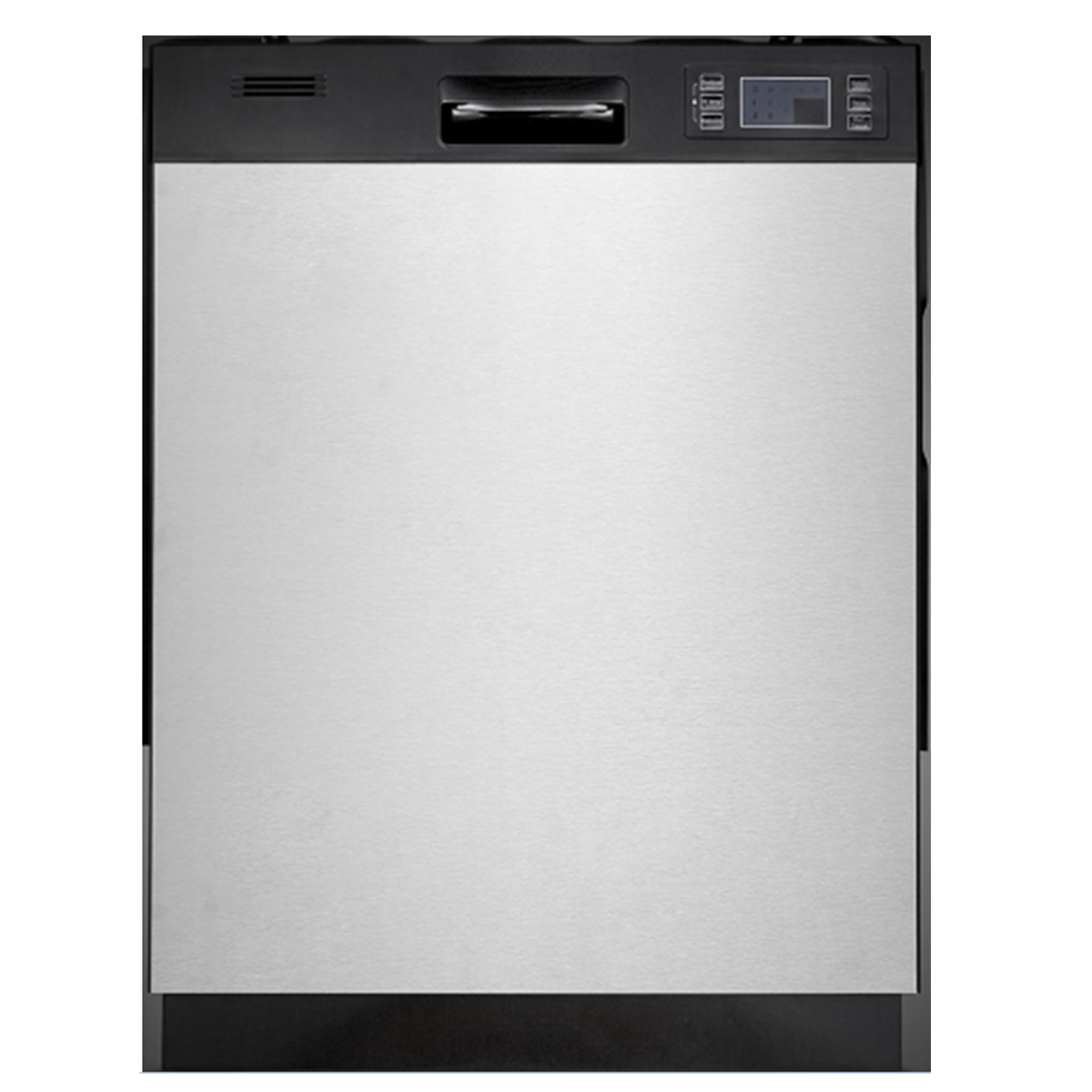 SB 80-9373 - Dishwasher - Built-in/ADA 10 Place Setting in Stainless