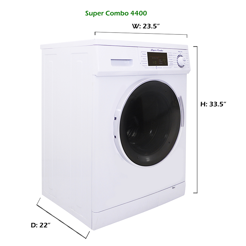 Meridian Super Combo 4400 White