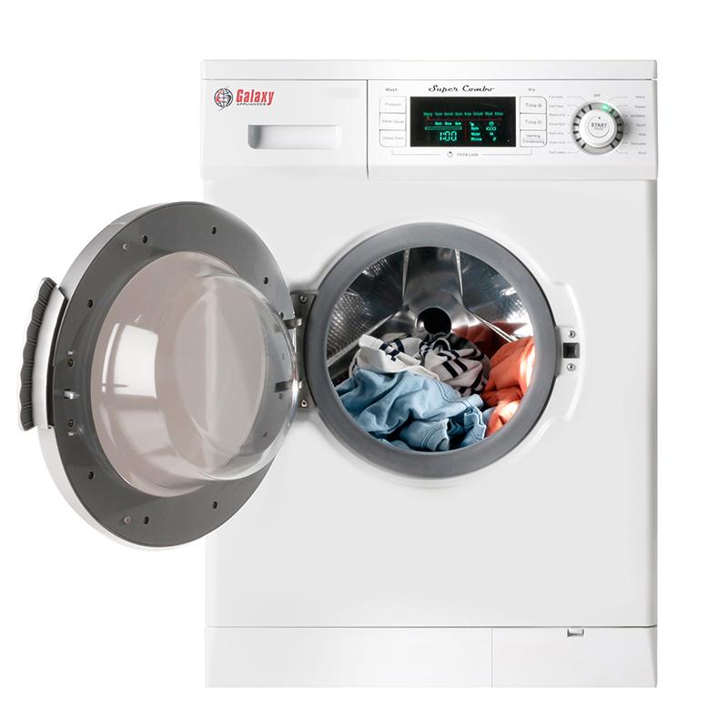 Haier washer dryer combo