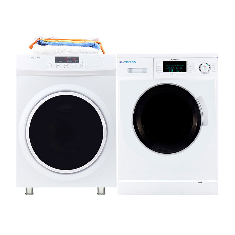 27 Inch Front Load Steam Washer  AJ Madison