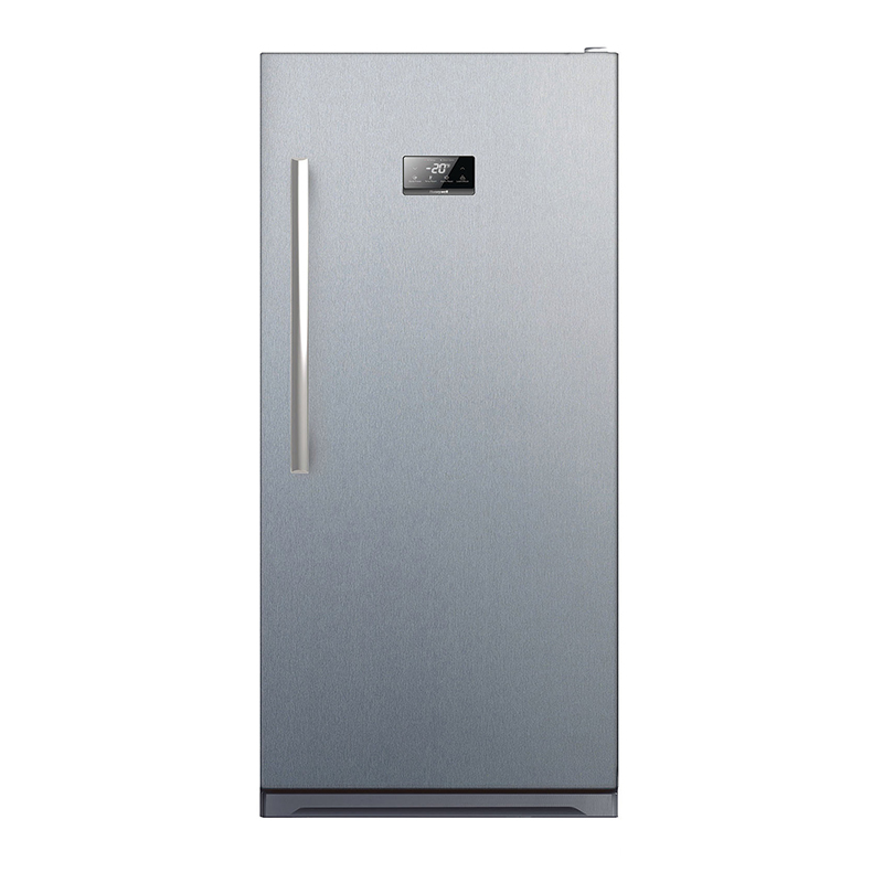 Conserv FR 502 -650 SS - Upright Freezer Stainless - Capacity: 13.7 cu.ft