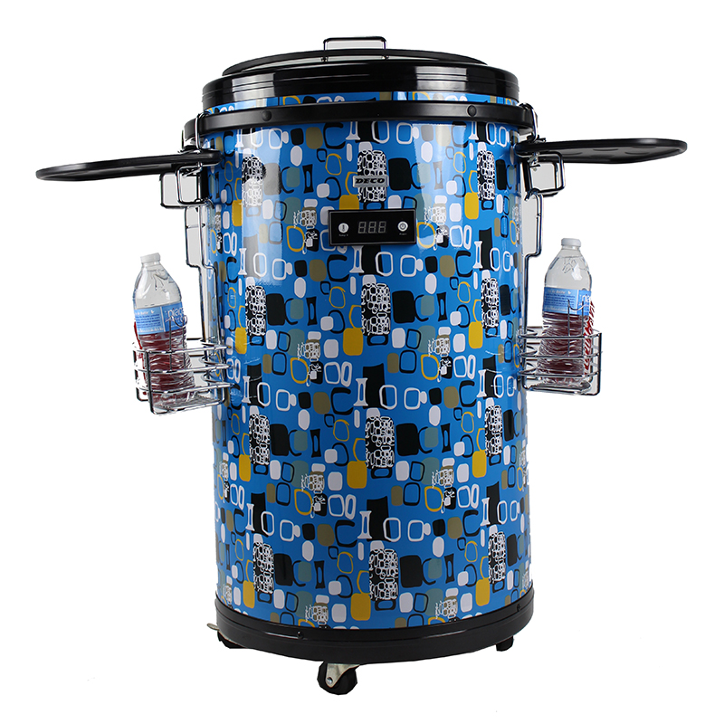 Deco PC 50 EB - Party Cooler Blue