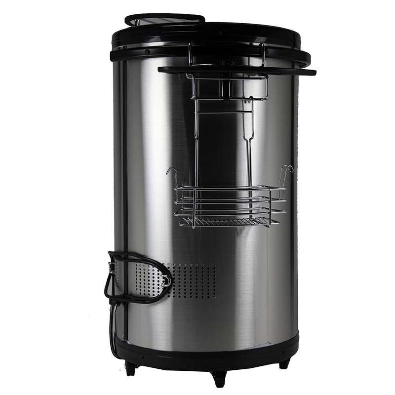 Deco PC 50 ES - Party Cooler Stainless