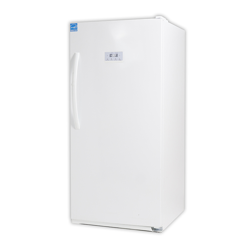 Equator-Midea 13.7 cu.ft <br> Upright Freezer White