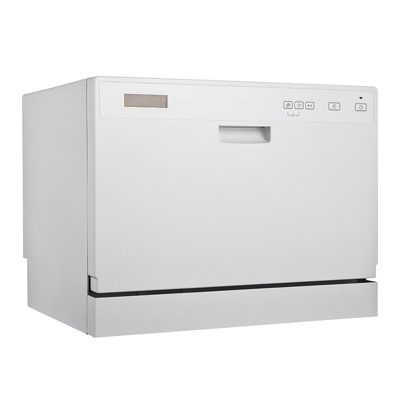 Deco CD 400-3203 W - Dishwasher - Countertop 6 Place Setting in White