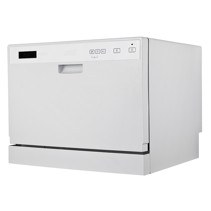 Equator-Midea CD 400-3203 W - Dishwasher - Countertop 6 Place Setting in White