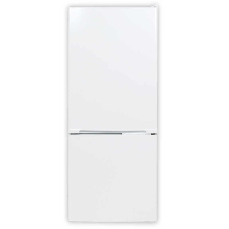 Equator-Midea RF 368-100W - Bottom Mounted Refrigerator White - Capacity 10 cu.ft