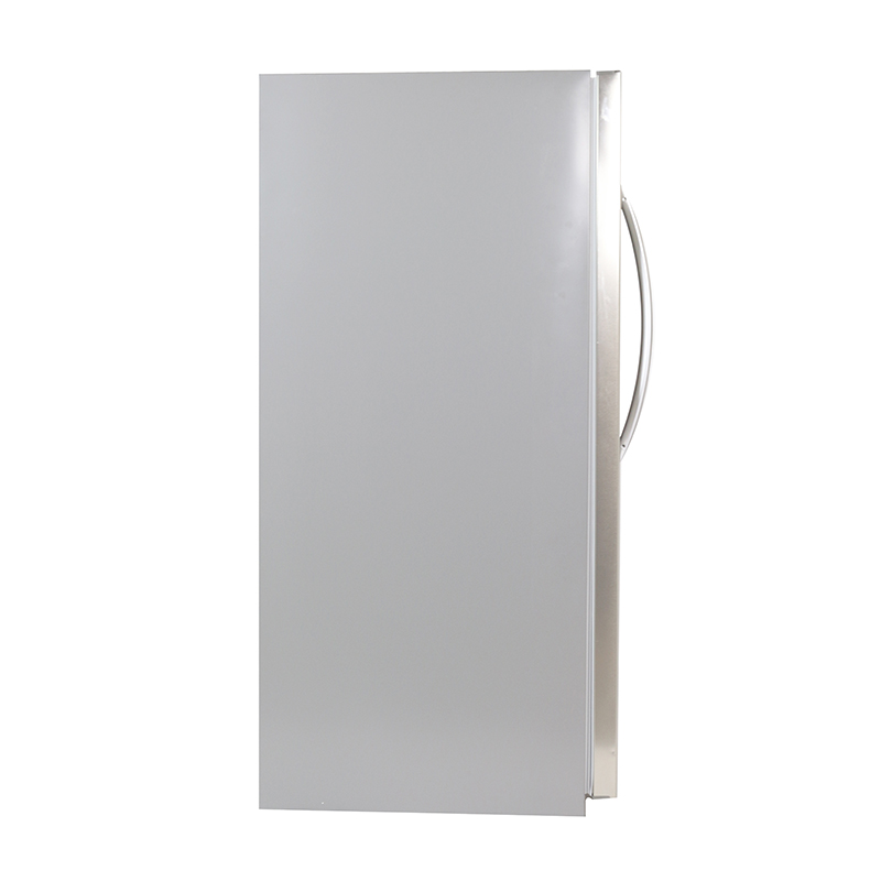 Equator-Midea 13.7 cu.ft <br> Upright Freezer Stainless