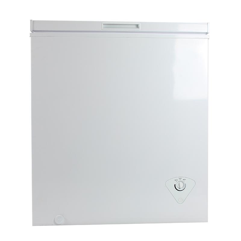 Deco CF 185-50 - Chest Freezer White - Capacity 5 cu.ft
