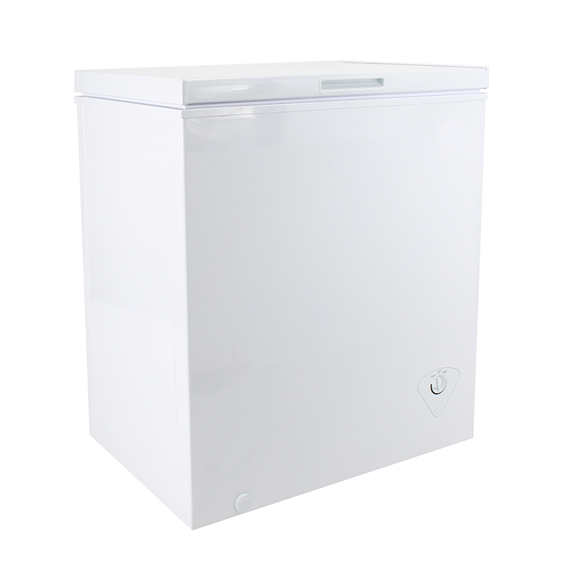 Deco CF 185-50 - Chest Freezer White - Capacity 5 cu.ft