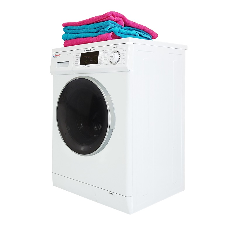 Super Combo Washer-Dryer <br> 13 lbs White