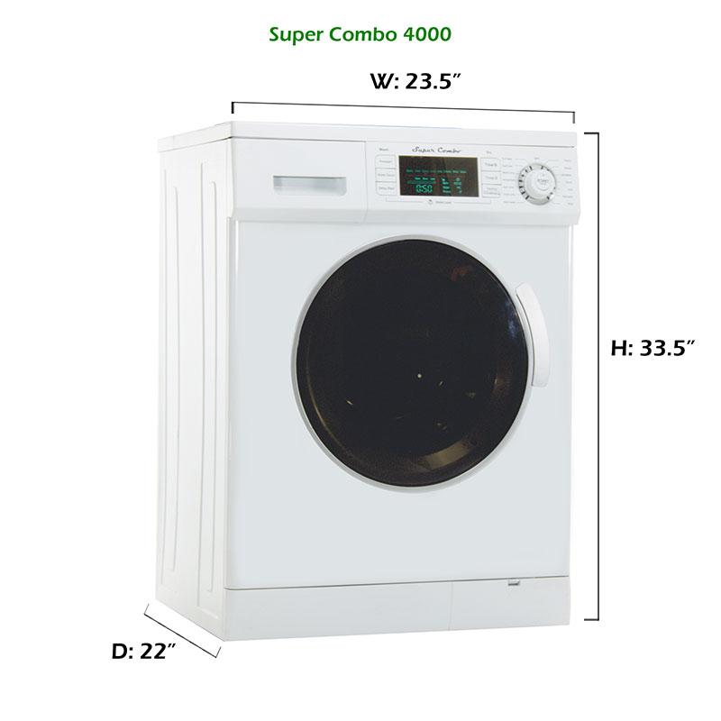 Meridian Super Combo 4000 White