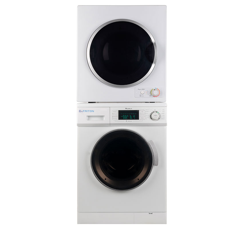 Stackable Washer Dryer Set TW 824 & TD 850 V
