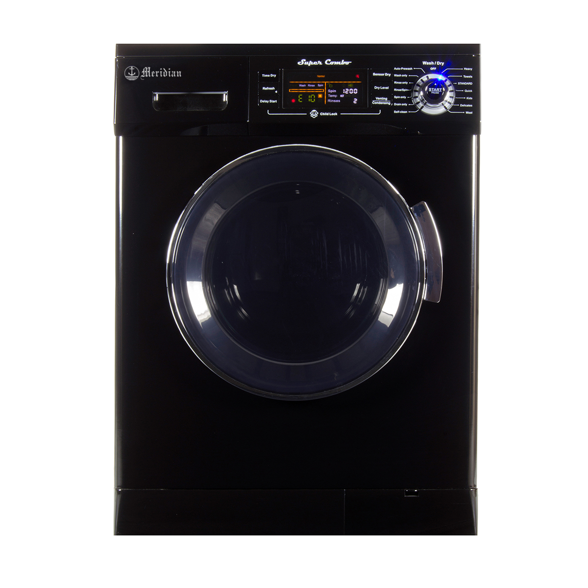 Meridian Super Combo MD 4400 CV Black