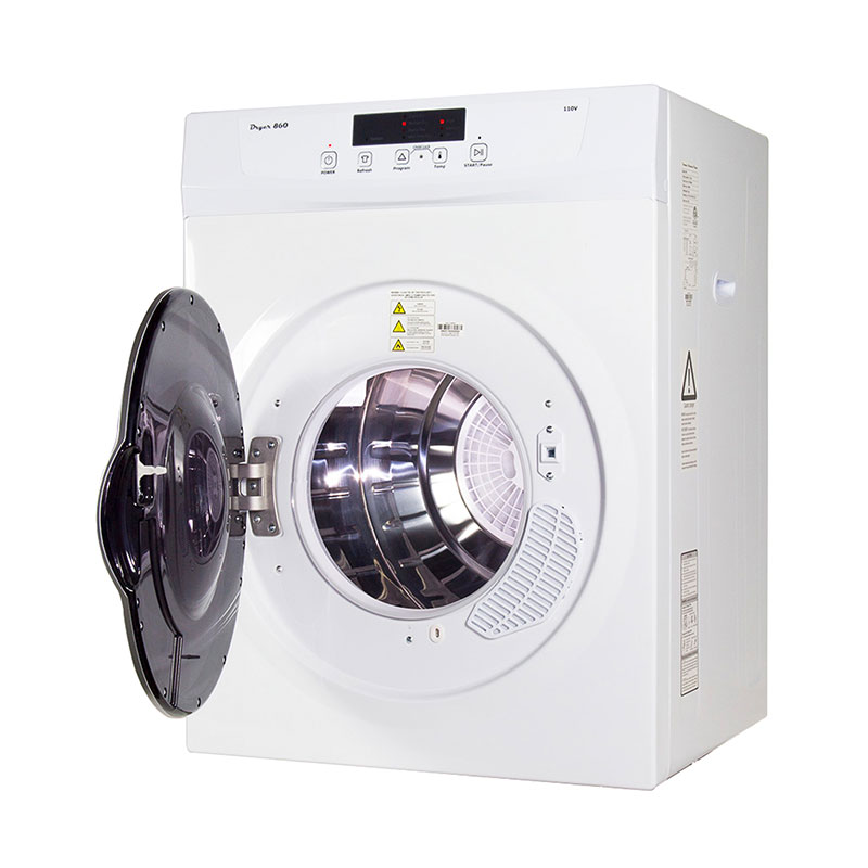 Pinnacle Compact Standard Dryer 860 V