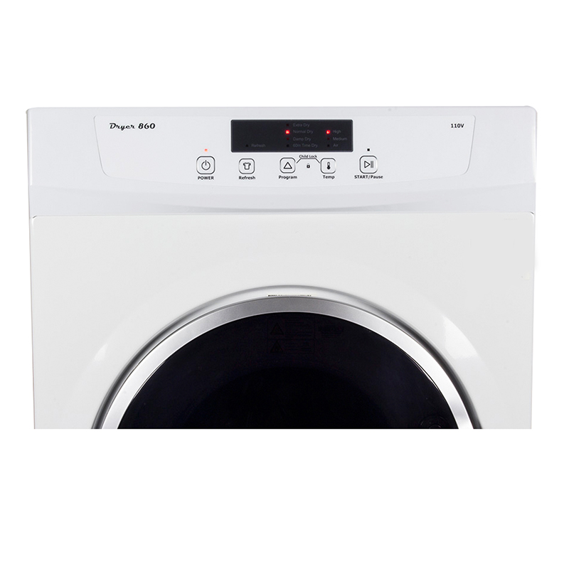 Pinnacle Compact Standard Dryer 18-860 V