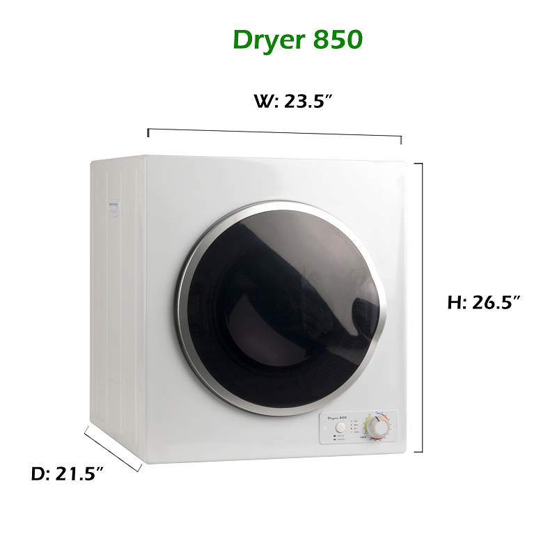 Conserv Compact Short Dryer 850