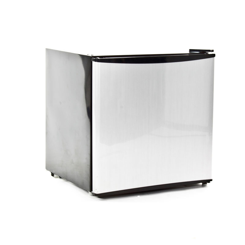 REF 65L-16SS - Defrost Refrigerator Stainless - Capacity 1.6 cu.ft