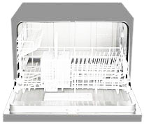 CD 400-3203 SS - Dishwasher - Counter top 6 Place Setting in Stainless