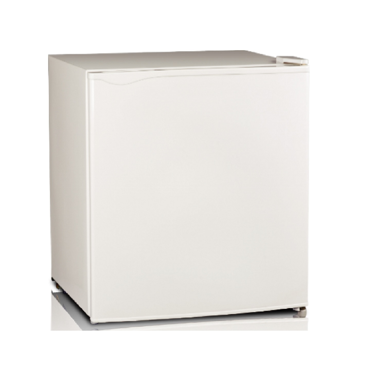 Equator Midea 1.1 cu.ft <br> Defrost Upright Freezer White