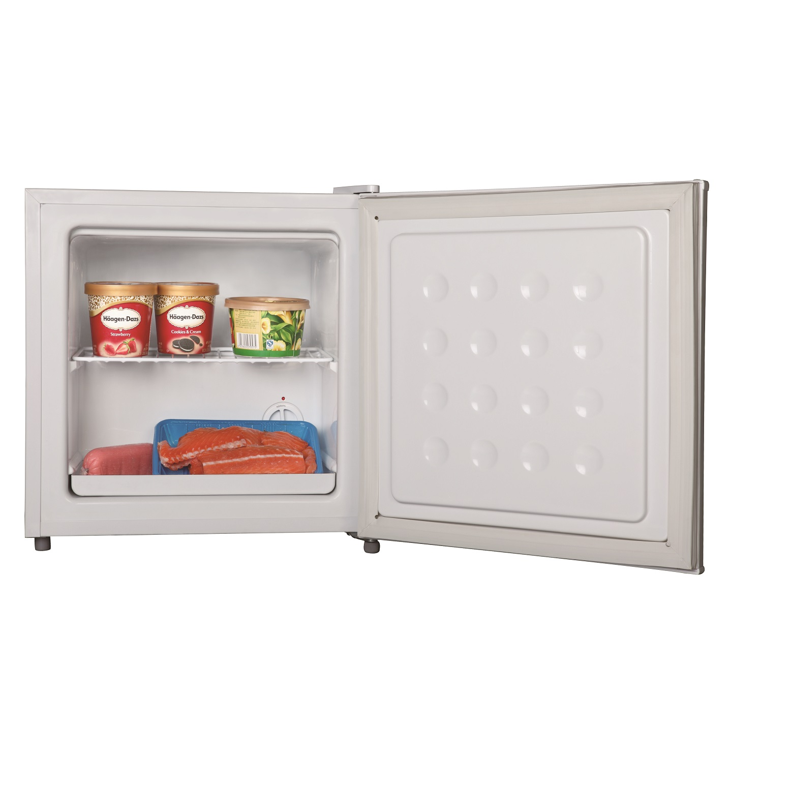 FR 52-11 W- Defrost Upright Freezer White- Capacity 1.1 cu.ft