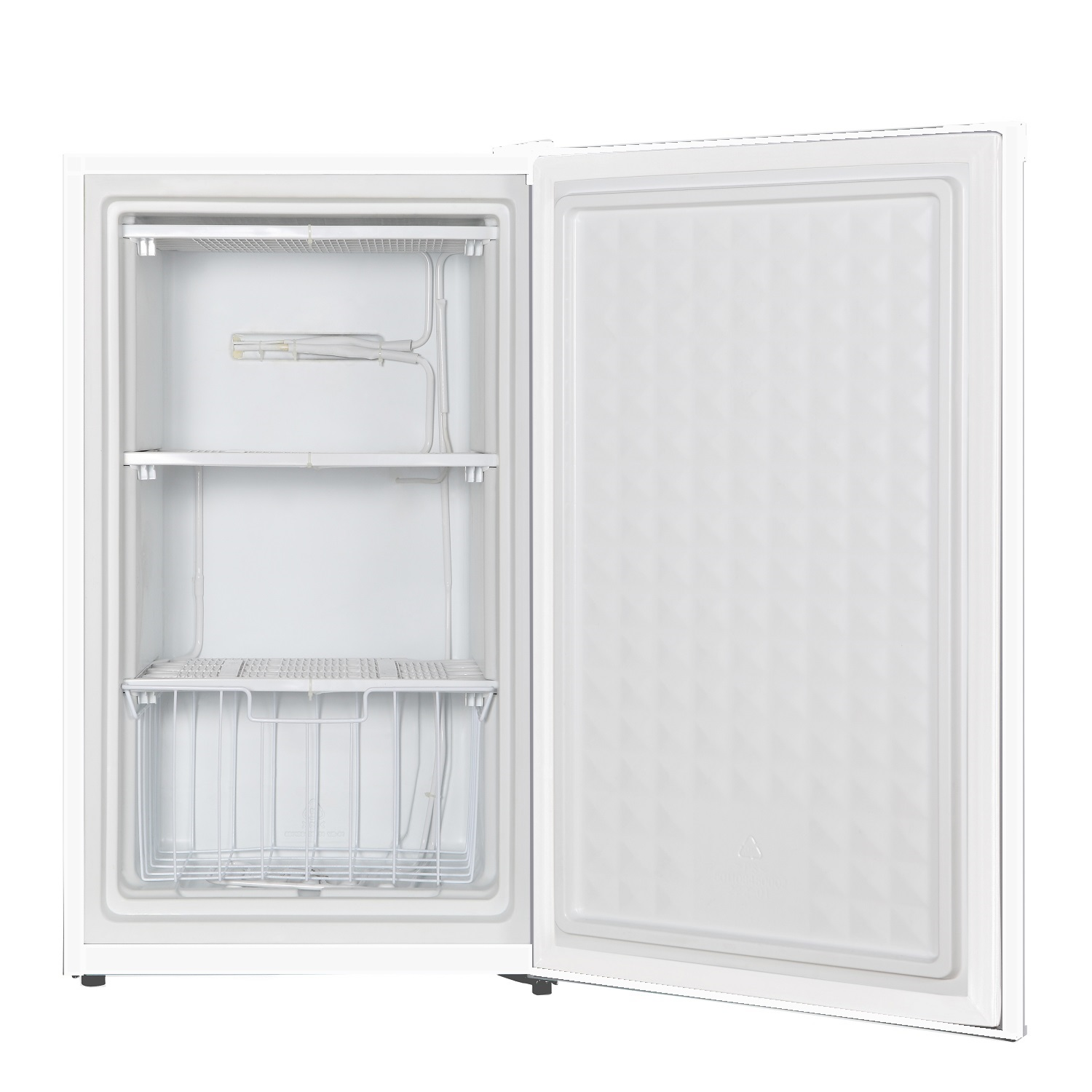 FR 109-30 W - Defrost Upright Freezer White - Capacity 3 cu.ft