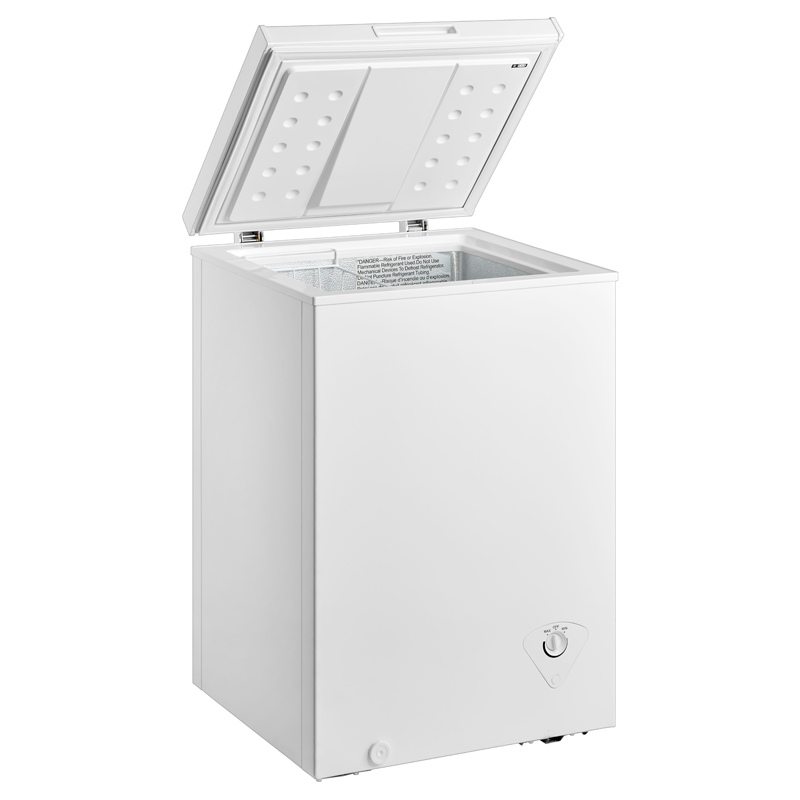 Equator-Midea 3.5 cu.ft. <br>Chest Freezer White