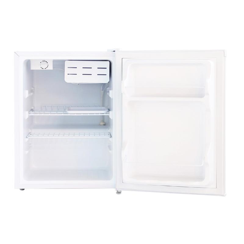 Equator-Midea REF 87L-24W - Defrost Refrigerator White - Capacity 2.4 cu.ft