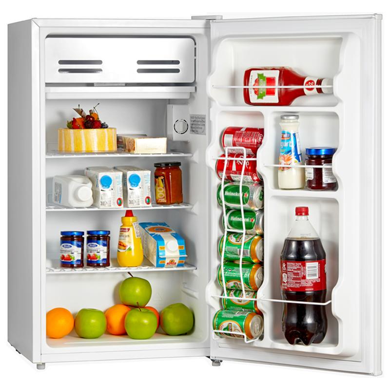 Equator REF 121L - 33 W - Defrost Refrigerator White - Capacity: 3.3 cu.ft