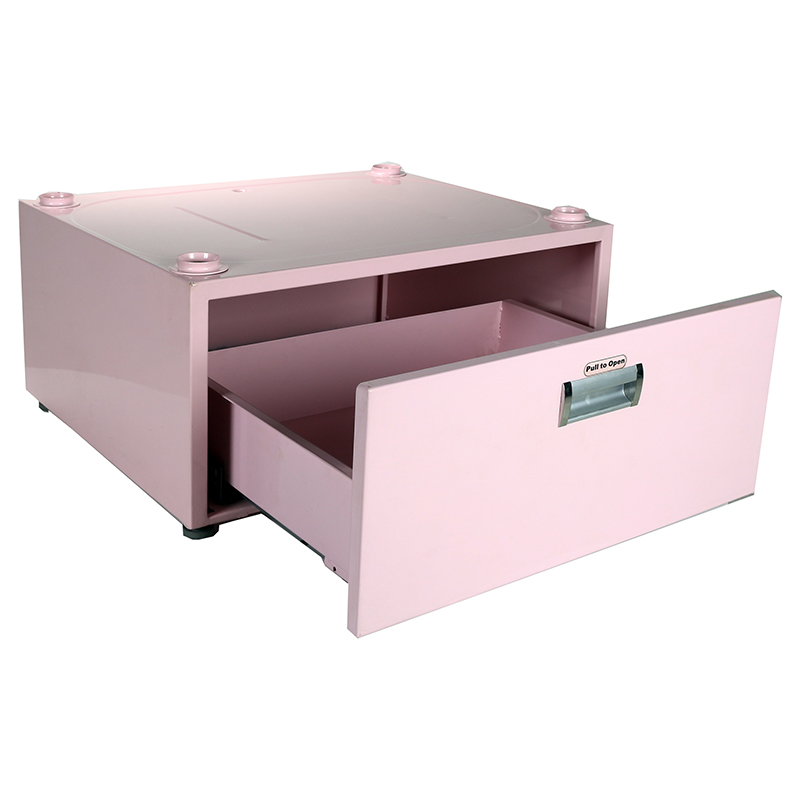Pedestal : 11.5 High Pedestal with Storage drawer