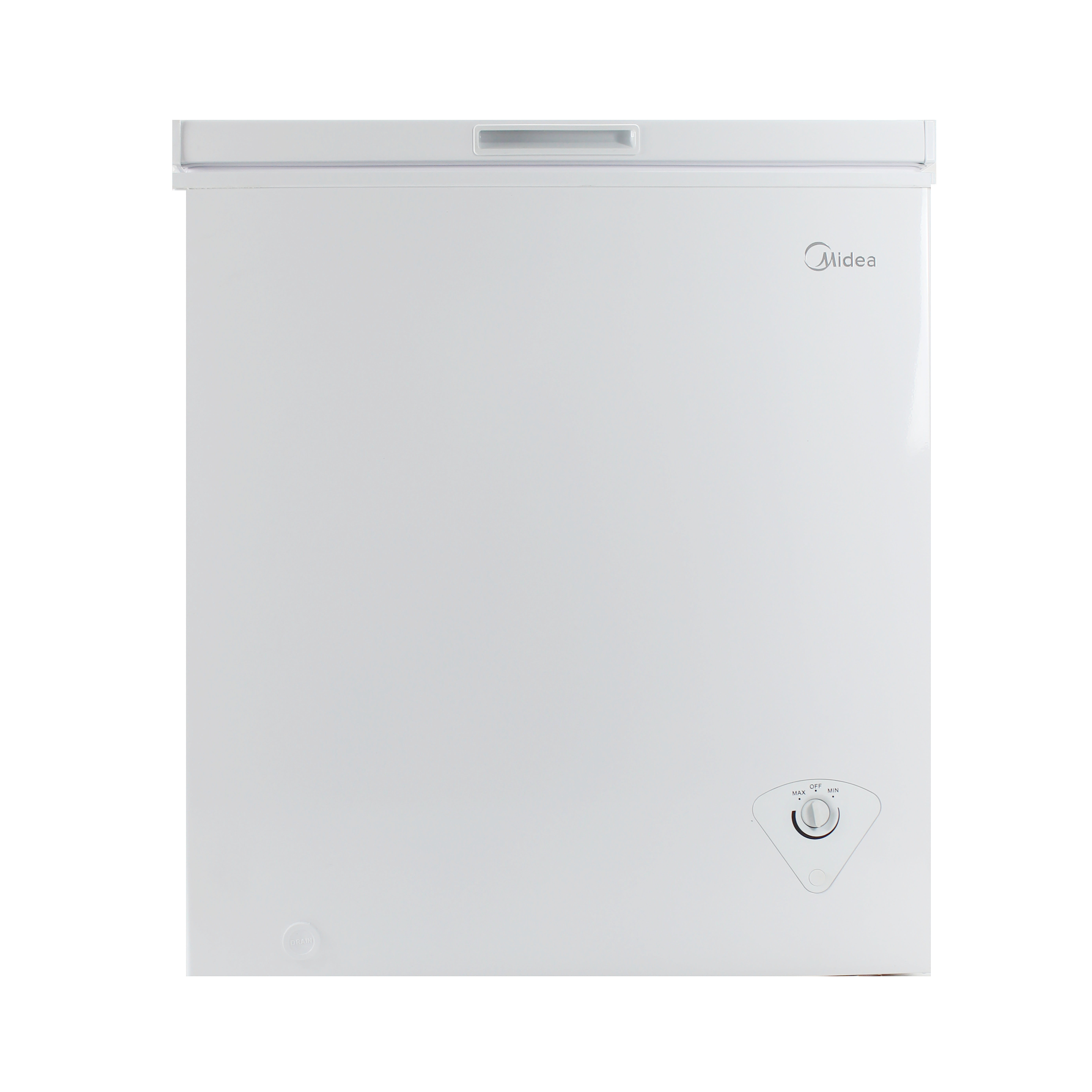 Equator-Midea CF 185-50 - Chest Freezer White - Capacity 5 cu.ft