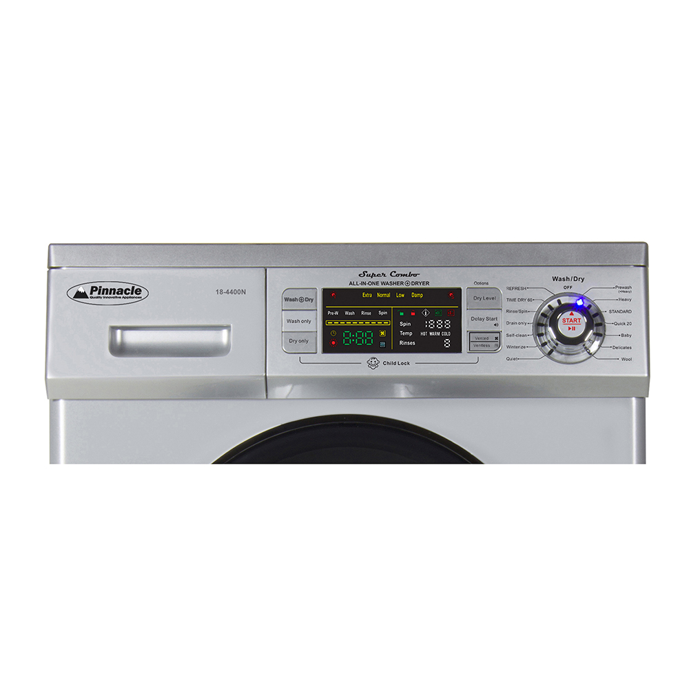 Pinnacle Super Combo 18-4400N CV Silver
