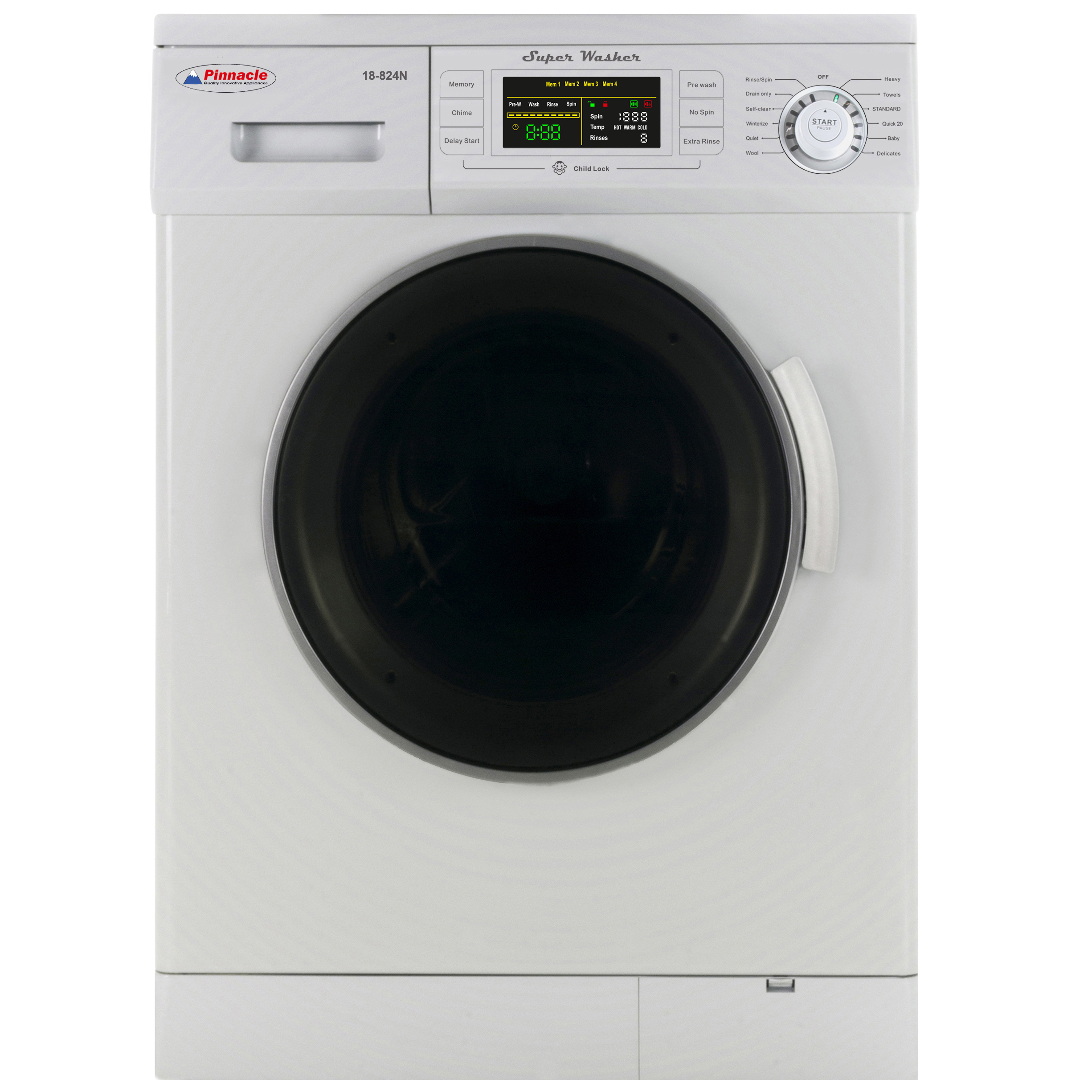 Super Washer 18-824N