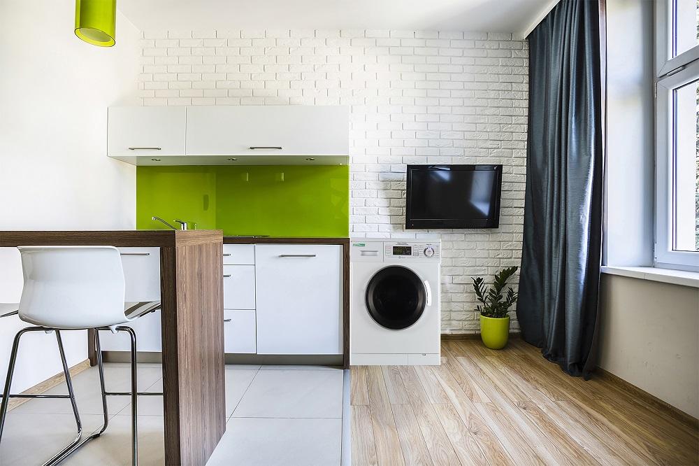 Conserv Super Combo Washer-Dryer 4400N White