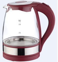 Glass Kettle JF-G102