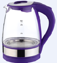 Glass Kettle JF-G102A