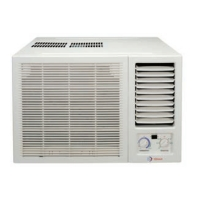 Fixed/Window Air Conditioner