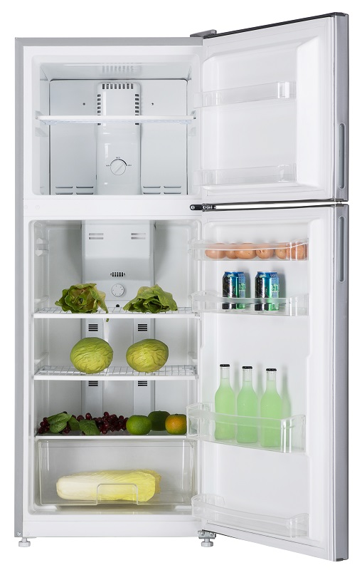 Conserv 24 inc Wide 10 cu.ft.Top Freezer Refrigerator Stainless