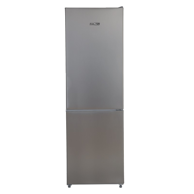 Conserv 24 inch Wide 10.8 cu.ft.Bottom Freezer Refrigerator Stainless
