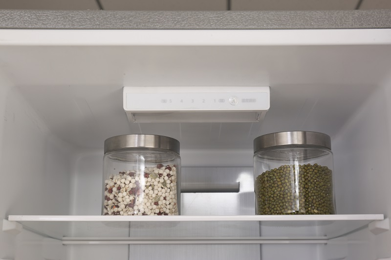 Conserv 24 inch Wide 10.8 cu.ft.Bottom Freezer Refrigerator Stainless