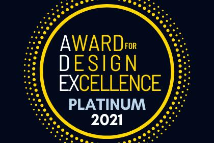 Equator Gourmet Center Wins Adex Platinum Award