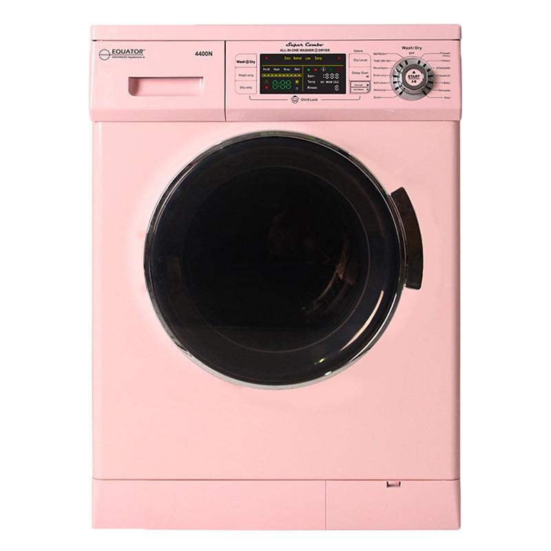 Equator Super Combo Washer Dryer EZ 4400 N Pink