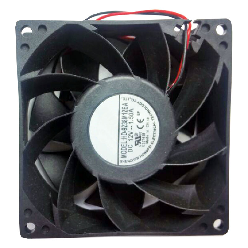 Venting Booster Fan